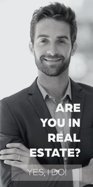 Pedro Lucas - Are you in real estate?